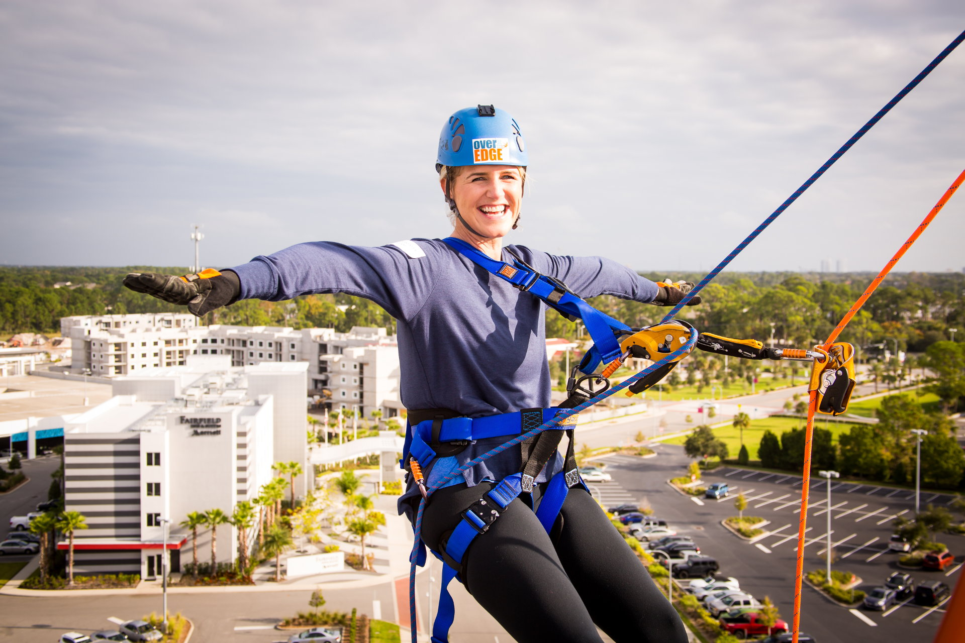 Go Over The Edge Daytona!